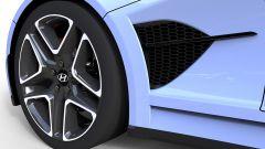 Hyundai N Roadster, sfogo per l'aria calda