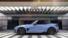Hyundai N Roadster, vista laterale