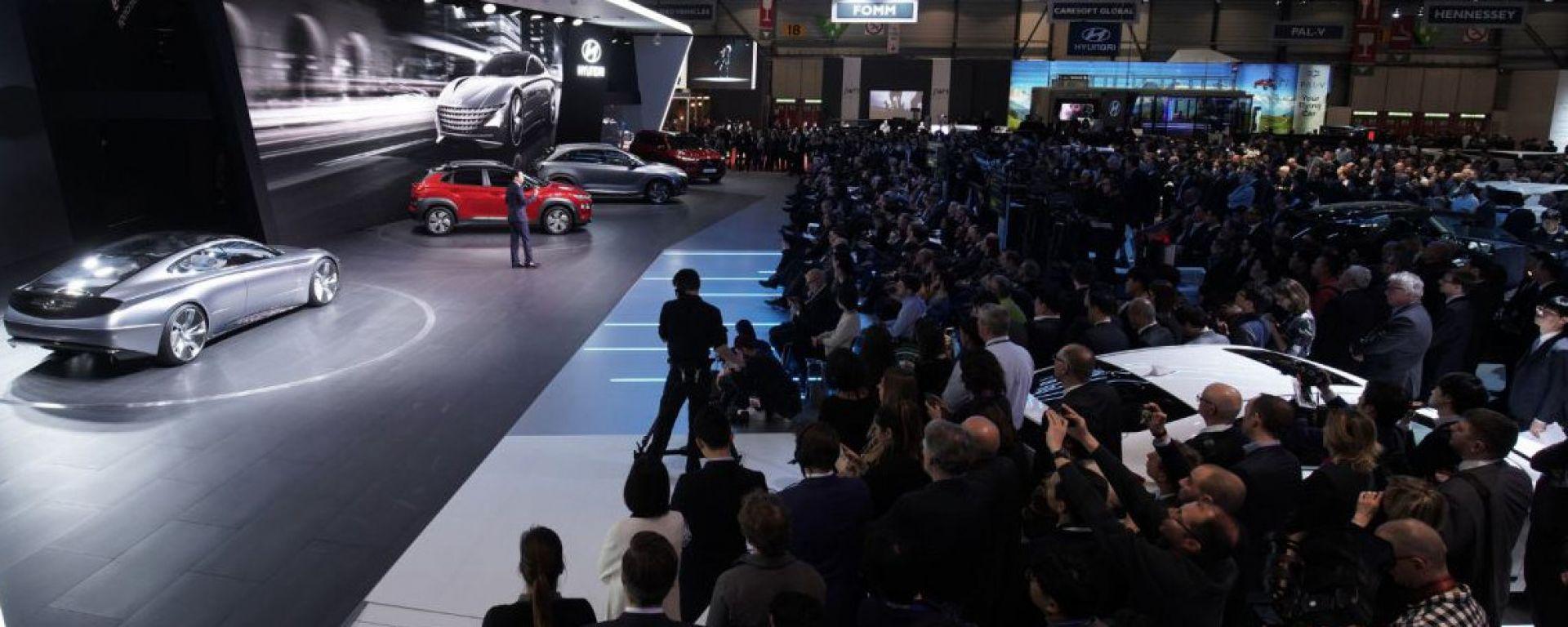 Hyundai, nel 2019 niente stand al Salone di Ginevra