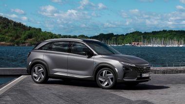 Hyundai Nexo: 3/4 anteriore