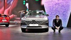Hyundai NEXO: in video dal Salone di Ginevra 2018 - Immagine: 1