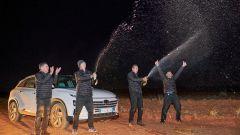 Hyundai Nexo a idrogeno è record in Australia: i festeggiamenti