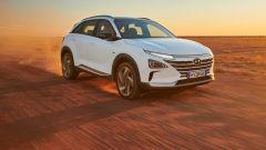 Hyundai Nexo: è record di percorrenza in Australia