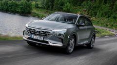 Hyundai Nexo Fuel-Cell: prova, prezzi e autonomia del SUV FCEV.
