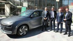 Hyundai Nexo, in Italia l'auto a idrogeno c'è già. A Trento - Immagine: 3