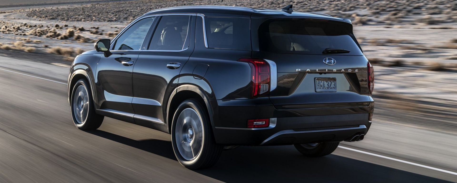 Hyundai Palisade: il Suv a 8 posti debutta a Los Angeles