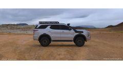 Hyundai potrebbe prendere di mira Land Cruiser e Defender - Rendering di Enoch Gabriel Gonzales