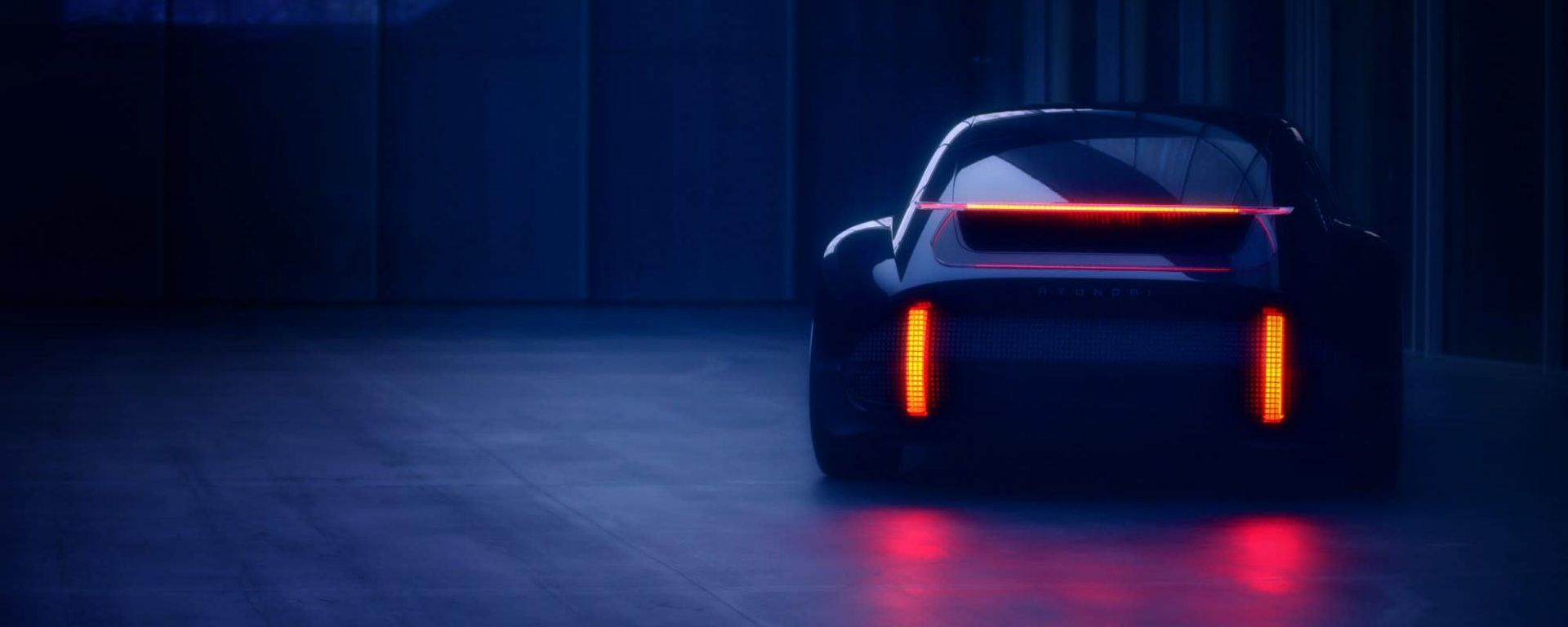 Hyundai Prophecy, concept elettrica per Ginevra