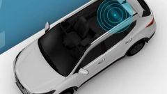 Hyundai Rear Occupant Alert: un sensore ad ultrasuoni rileva i movimenti