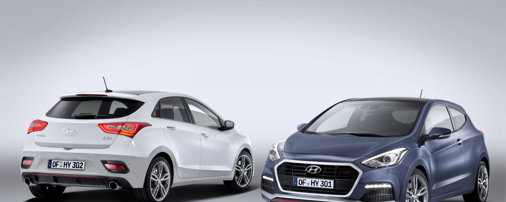 Hyundai i30 2015 restyling e i30 Turbo
