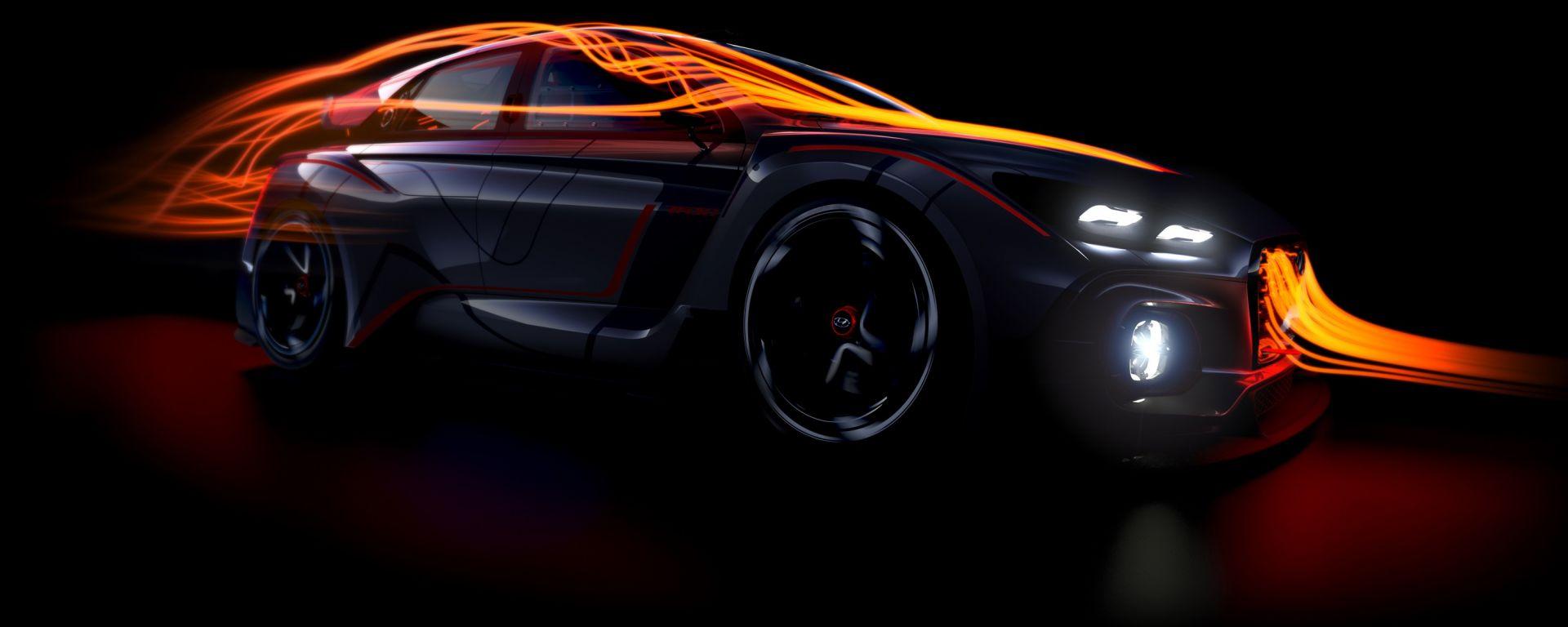 Hyundai RN30 N concept: la versione cattiva della i30 debutterà al Salone di Parigi 2016
