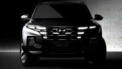 Hyundai Santa Cruz: sembra Tuscon, ma è un pickup. I teaser - Immagine: 4