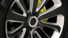 Hyundai Santa Cruz concept: dettaglio dei freni Brembo