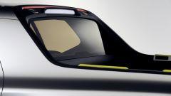 Hyundai Santa Cruz concept: dettaglio del lunotto