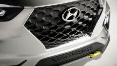 Hyundai Santa Cruz concept: dettaglio della calandra