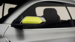 Hyundai Santa Cruz concept: dettaglio dello specchio retrovisore