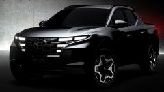 Hyundai Santa Cruz (2022): Tucson pick-up? Quando esce, i motori