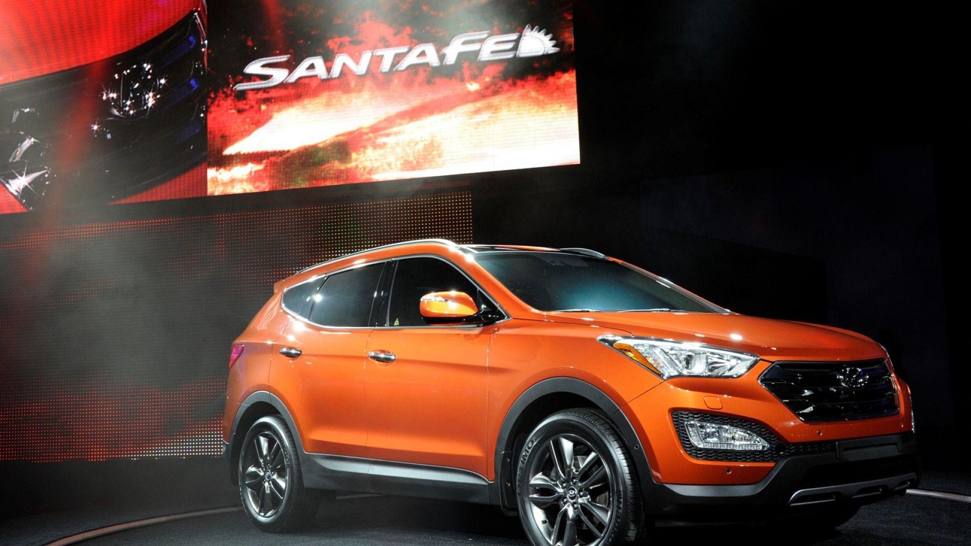 Immagine 2: Hyundai Santa Fe 2013, nuovo video sul design