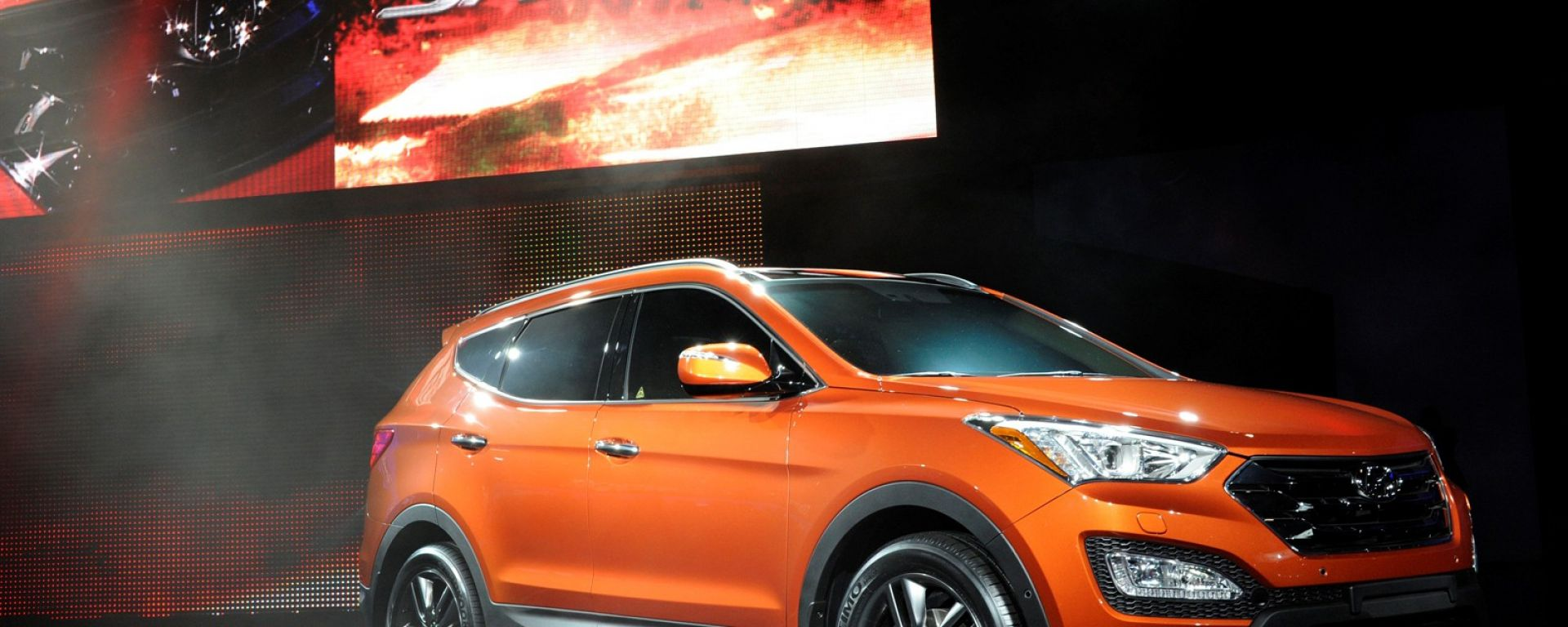 Hyundai Santa Fe 2013, nuovo video sul design