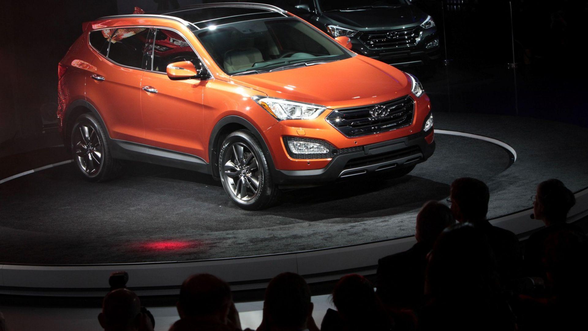Immagine 4: Hyundai Santa Fe 2013, nuovo video sul design