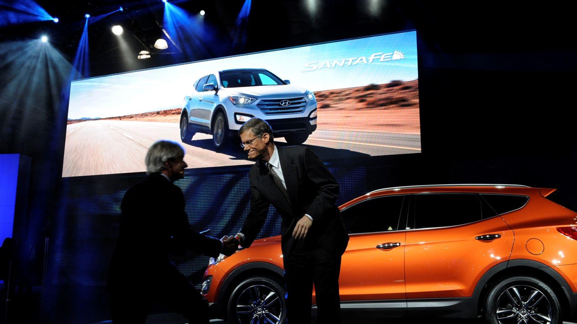 Immagine 26: Hyundai Santa Fe 2013, nuovo video sul design