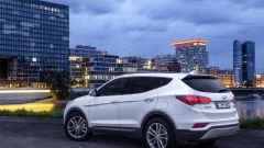 Hyundai Santa Fe 2016 - Immagine: 2