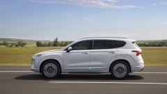 Nuova Hyundai Santa Fe, è ultra-restyling. I motori ibridi - Immagine: 1