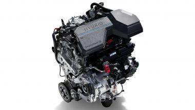 Hyundai Santa Fe 2020, il 1.6 T-GDi delle versioni ibride
