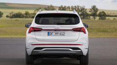 Hyundai Santa Fe 2020, il posteriore
