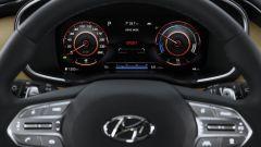 Hyundai Santa Fe 2020, il quadro strumenti