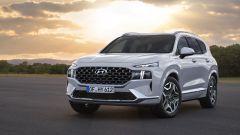 Hyundai Santa Fe 2020, nuova piattaforma