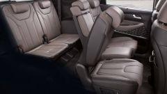 Hyundai Santa Fe, i sedili