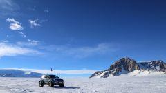 Hyundai Santa Fe in Antartide: il panorama mozzafiato dell'Antartide