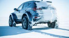 Hyundai Santa Fe in Antartide: le sospensioni erano rialzate e rinforzate
