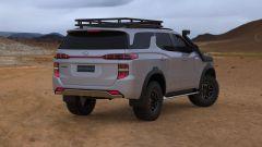 Hyundai sarebbe al lavoro su un rivale di Toyota Land Cruiser - Rendering di Enoch Gabriel Gonzales