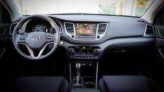 Hyundai Tucson 1.7 CRDi 141 cv 7DCT Xpossible, gli interni