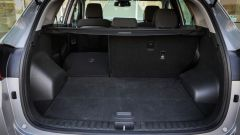 Hyundai Tucson 1.7 CRDi 141 cv 7DCT Xpossible, il bagagliaio va da 513 a 1503 litri