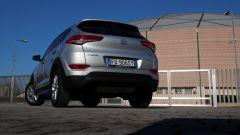 Hyundai Tucson 1.7 CRDi 141 cv 7DCT Xpossible, la prova su strada
