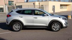Hyundai Tucson 1.7 CRDi 141 cv 7DCT Xpossible, la prova su strada - Immagine: 9