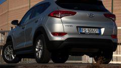 Hyundai Tucson 1.7 CRDi 141 cv 7DCT Xpossible, la prova su strada - Immagine: 11