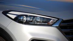 Hyundai Tucson 1.7 CRDi 141 cv 7DCT Xpossible, la prova su strada - Immagine: 12