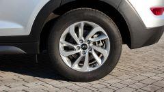 Hyundai Tucson 1.7 CRDi 141 cv 7DCT Xpossible, la prova su strada - Immagine: 16