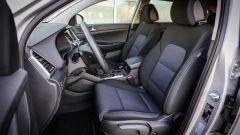 Hyundai Tucson 1.7 CRDi 141 cv 7DCT Xpossible, la prova su strada - Immagine: 24