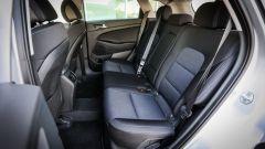 Hyundai Tucson 1.7 CRDi 141 cv 7DCT Xpossible, la prova su strada - Immagine: 25