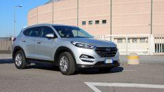 Hyundai Tucson 1.7 CRDi 141 cv 7DCT Xpossible