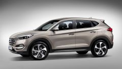 Hyundai Tucson 2015 - Immagine: 4