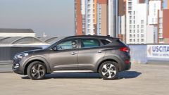 Hyundai Tucson 2016 - Immagine: 8