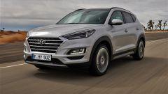 Hyundai Tucson 2018: il restyling è anche mild hybrid  - Immagine: 1