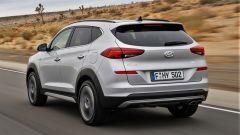 Hyundai Tucson 2018: il restyling è anche mild hybrid  - Immagine: 2