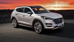 Hyundai Tucson 2018: vista 3/4 anteriore